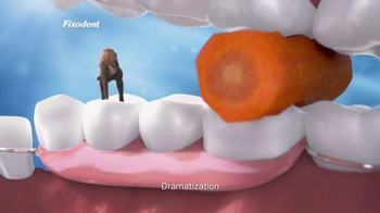 Fixodent Plus Superior Hold TV Spot, 'All Day Long' - Thumbnail 4