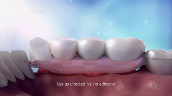 Fixodent Plus Superior Hold TV Spot, 'All Day Long' - Thumbnail 6