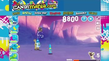 CandyMania! TV Spot, 'Ice Age: Collision Course - Ice Age Candy Collision!' - Thumbnail 4