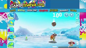 CandyMania! TV Spot, 'Ice Age: Collision Course - Ice Age Candy Collision!' - Thumbnail 5