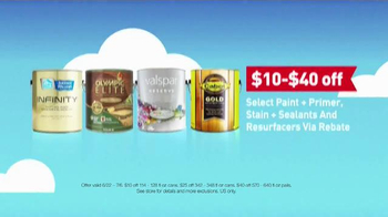 Lowe's TV Spot, 'Science Channel: Paint and Primer' - Thumbnail 6
