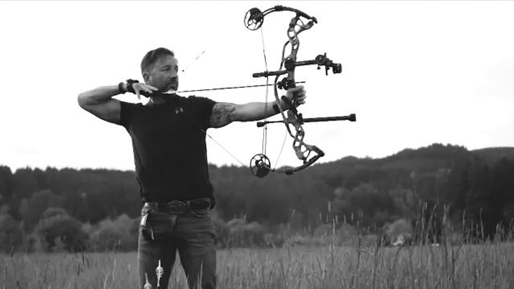 Hoyt Archery Tv Commercial Defiant Featuring Cameron Hanes Ispottv