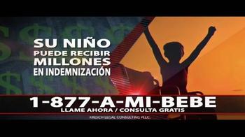 1-800-CP-NEEDS TV Spot, 'Recibe indemnización' [Spanish]