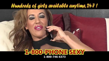 1-800-PHONE-SEXY TV Spot, 'Feel the Heat' - Thumbnail 6