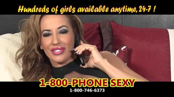 1-800-PHONE-SEXY TV Spot, 'Feel the Heat' - Thumbnail 7