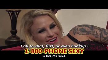 1-800-PHONE-SEXY TV Spot, 'Feel the Heat' - Thumbnail 8