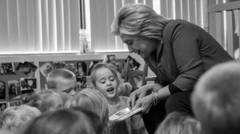 Hillary for America TV Spot, 'It's About Kids' - Thumbnail 1