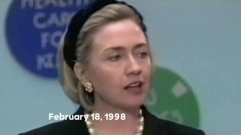 Hillary for America TV Spot, 'It's About Kids' - Thumbnail 4