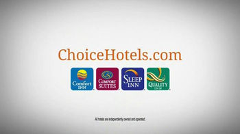 Choice Hotels TV Spot, 'Summer Weddings' Song by The Clash - Thumbnail 10