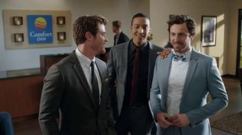 Choice Hotels TV Spot, 'Summer Weddings' Song by The Clash