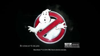 Papa John's Dual Layer Pepperoni TV Spot, 'Ghostbusters' [Spanish] - Thumbnail 10