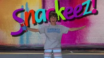 Snackeez TV Spot, 'Kids Love the POP!'