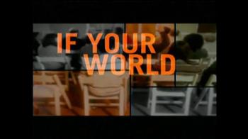 Alcoholics Anonymous TV Spot, 'My World' - Thumbnail 4
