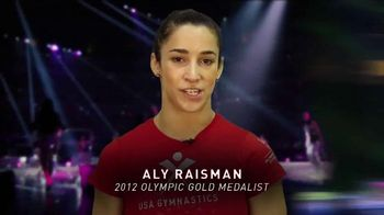 USA Gymnastics TV Spot, '2016 Kellog's Tour of Gymnastics Champions' - 10 commercial airings
