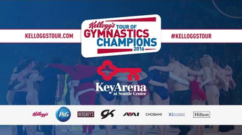 USA Gymnastics TV Spot, '2016 Kellog's Tour of Gymnastics Champions' - Thumbnail 3