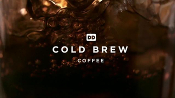Dunkin' Donuts Cold Brew Coffee TV Spot, 'The Craft of Cold Brew' - Thumbnail 1