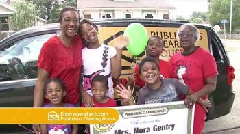 Publishers Clearing House TV Spot, 'Happy Winner' Song by Pharrell Williams
