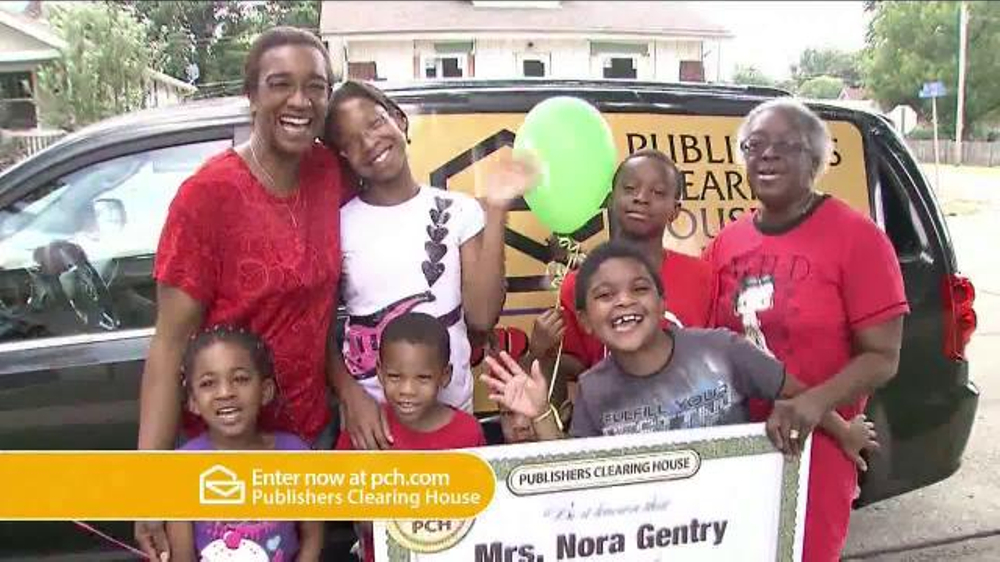 Publishers Clearing House TV Commercial, 'Happy Winner' Song by Pharrell  Williams - Video