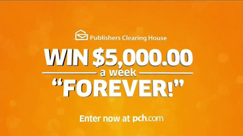 Publishers Clearing House TV Spot, 'Happy Winner' Song by Pharrell Williams - Thumbnail 3