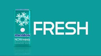 Mentos NOWMints TV Spot, 'Fresh, Flavorful & Smooth'