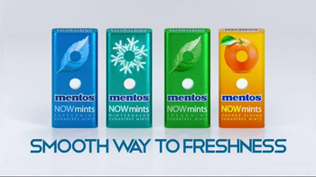 Mentos NOWMints TV Spot, 'Fresh, Flavorful & Smooth' - Thumbnail 7