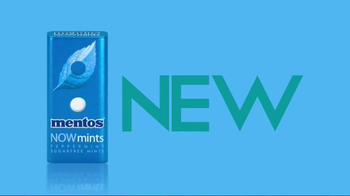 Mentos NOWMints TV Spot, 'Fresh, Flavorful & Smooth' - Thumbnail 3