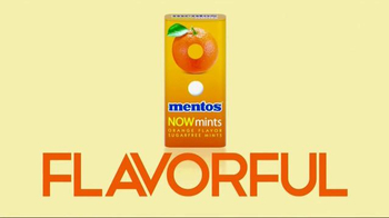 Mentos NOWMints TV Spot, 'Fresh, Flavorful & Smooth' - Thumbnail 5