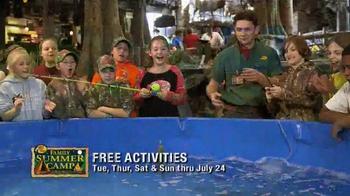 Bass Pro Shops Perfect Summer Sale TV Spot, 'Family Summer Camp' - Thumbnail 4