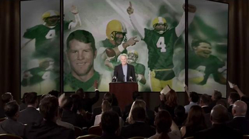MicroTouch Tough Blade TV Spot, 'Press Conference' Featuring Brett Favre - Thumbnail 1
