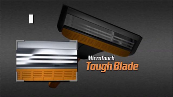 MicroTouch Tough Blade TV Spot, 'Press Conference' Featuring Brett Favre - Thumbnail 3