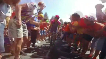 NBC Sports Gold TV Spot, 'Cycling Package' Song by Depeche Mode - Thumbnail 1