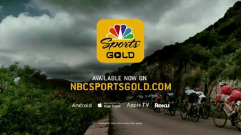 NBC Sports Gold TV Spot, 'Cycling Package' Song by Depeche Mode - Thumbnail 10