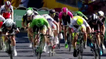 NBC Sports Gold TV Spot, 'Cycling Package' Song by Depeche Mode - Thumbnail 8