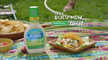 Hidden Valley Cilantro Lime Ranch TV Spot, 'Cool and Crisp' - Thumbnail 10