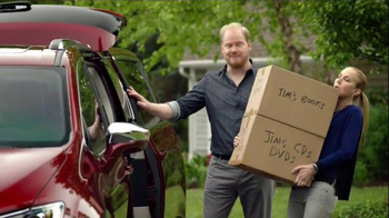 2017 Chrysler Pacifica TV Spot, 'Daddy's Exhausted' Featuring Jim Gaffigan