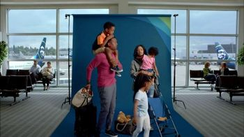 Alaska Airlines TV Spot, \'Global Partners\'