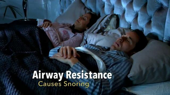SnoreFIX TV Spot, 'The Ultimate in Snoring Relief' Featuring Lorenzo Lamas - Thumbnail 4