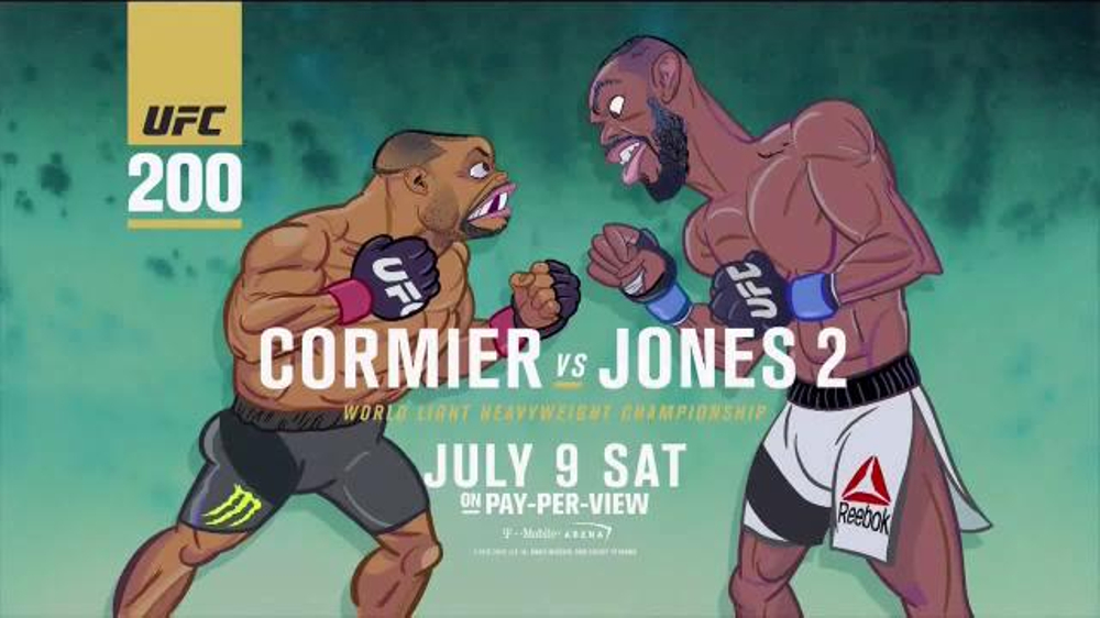 UFC 200 TV Commercial, 'Adult Swim: King of the Hill'