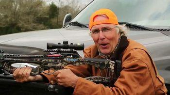 NAPA Auto Parts TV Spot, 'Deer Horn' Featuring Jackie Bushman