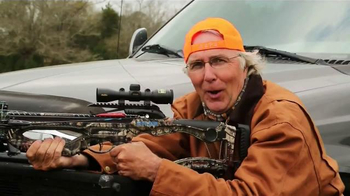 NAPA Auto Parts TV Spot, 'Deer Horn' Featuring Jackie Bushman
