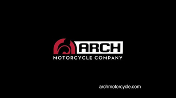Arch Motorcycle Company KRGT-1 TV Spot, 'Time Lapse' - Thumbnail 9