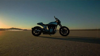 Arch Motorcycle Company KRGT-1 TV Spot, 'Time Lapse' - Thumbnail 1