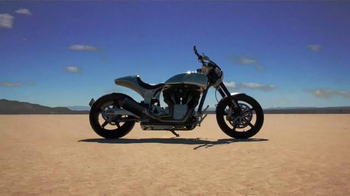 Arch Motorcycle Company KRGT-1 TV Spot, 'Time Lapse'