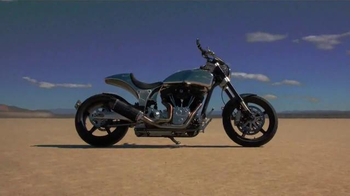 Arch Motorcycle Company KRGT-1 TV Spot, 'Time Lapse' - Thumbnail 4