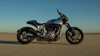 Arch Motorcycle Company KRGT-1 TV Spot, 'Time Lapse' - Thumbnail 5