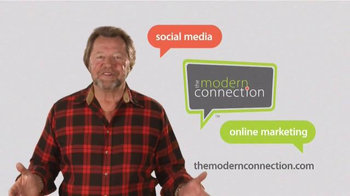 The Modern Connection TV Spot, 'Social Media'