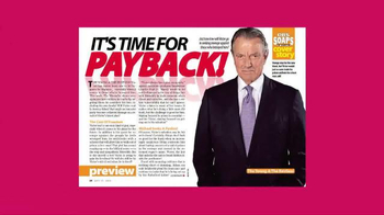 CBS Soaps in Depth TV Spot, 'Victor's Ultimate Revenge!' - Thumbnail 9