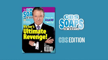CBS Soaps in Depth TV Spot, 'Victor's Ultimate Revenge!'