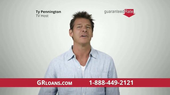 Guaranteed Rate TV Spot, \'Dumb Mortgages\' Featuring Ty Pennington