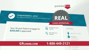Guaranteed Rate TV Spot, 'Dumb Mortgages' Featuring Ty Pennington - Thumbnail 3